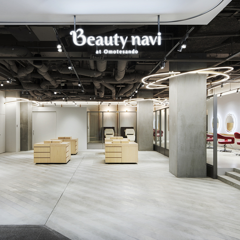 『Beauty navi at Omotesando』の魅力にフォーカス!