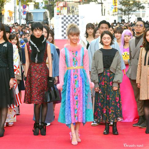 渋谷ファッションウィークにDream Amiが出演!気になるファッション・ヘアメイクは?