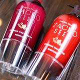 ザクロが持つ髪の健康を促進させる美容成分をたっぷり含んだシャンプー&トリートメントを贅沢に使用。