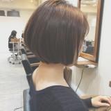 大人女性のためのショートボブ特集♪髪質や輪郭に合わせて自分史上最高のヘアを★