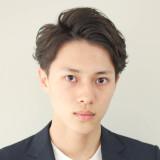 """""""王道マッシュ""""はスタイリング多彩!!"""