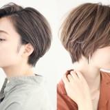 【30代40代50代】大人女性必見☆とても分かりやすいショートカット解説!!