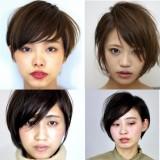 軽くて動きがある30代・40代の女性にオススメのちょっと個性的でかっこいい髪型まとめ。
