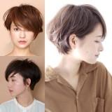 老けない!!『若見えショートヘア』10選☆