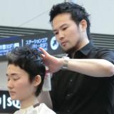 横浜から世界へ。創業35周年を迎える老舗サロン「KINGDOM」のヘアショーをレポート!