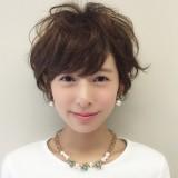 """30代・40代 """"ショートヘアがオシャレで可愛い芸能人"""" ヘアカタログ"""