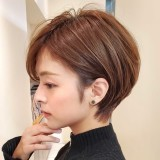 【40代ショート】大人女子からオーダー殺到☆ショートヘアカタログ