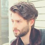 【30・40代髪型】イタリア人イメージのセクシー感で新しい自分探し!