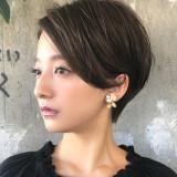 ☆必見☆ 人気のショートヘア&ショートボブ特集