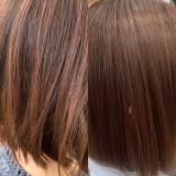 髪質改善【サイエンスアクア】と【酸熱トリートメント】