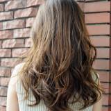 髪キレイでロングスタイル