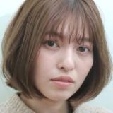 【銀座・初回カット6160円】大人女性にオススメのショート、ボブスタイル