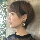 ☆ショートヘア保存数ランキング☆ 〜Instagram〜
