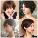 ☆王道ショート☆ 女性らしさのあるヘアスタイル特集