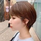 【大人女子の最旬ヘア】小顔見せショートヘア特集☆