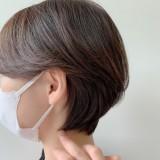 【コロナ髪対策!!!】マスクをしてても映える髪型〜ショートボブ編〜