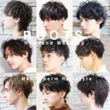2021年トレンド髪型:大人男子のパーマスタイル特集!
