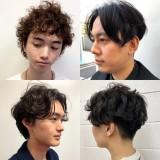 『メンズパーマかけよう!!』ごくゆるから強めなパーマまでオススメメンズパーマ4選!!!!