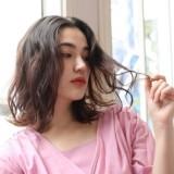 2021年夏オシャレ女子注目の髪型は、『エアリー』なパーマスタイル