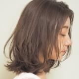 【結べる長さ】ひし形/ミディアムヘア