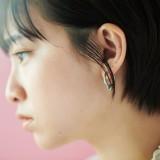 2021年大人ショート可愛いショートボブ、レイヤー、耳掛けスタイル☆