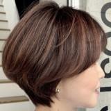 【知っておくと得する】白髪が気になる40代50代大人女性おすすめショートヘア