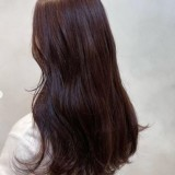 SNSで大人気!透明感たっぷり韓国っぽ艶髪ヘア