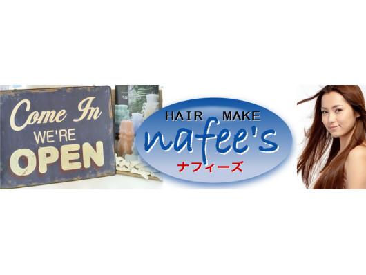 HAIR MAKE nafee's