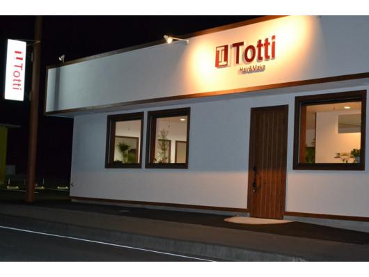 Hair & Make Totti(ビューティーナビ)