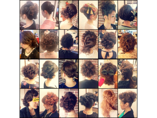 Dress hair(ビューティーナビ)