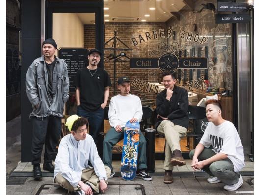 高円寺の美容室 メンズ専門店CHILL CHAIR south.
