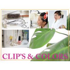 CLIP'S & COLORS