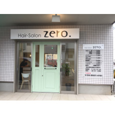 Hair-Salon zero.