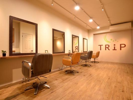 hair lounge TRiP(ビューティーナビ)