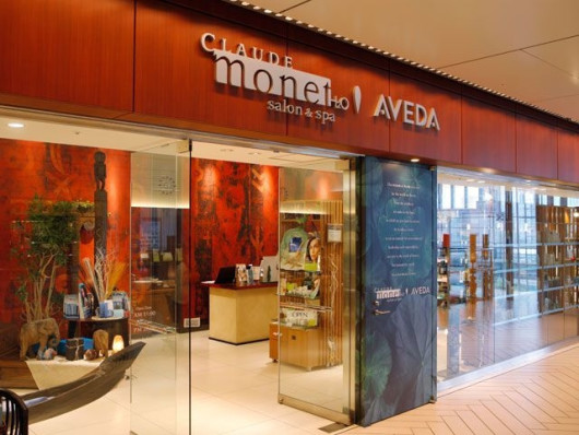 CLAUDE monet H2O・AVEDA東京ビルTOKIA店(ビューティーナビ)