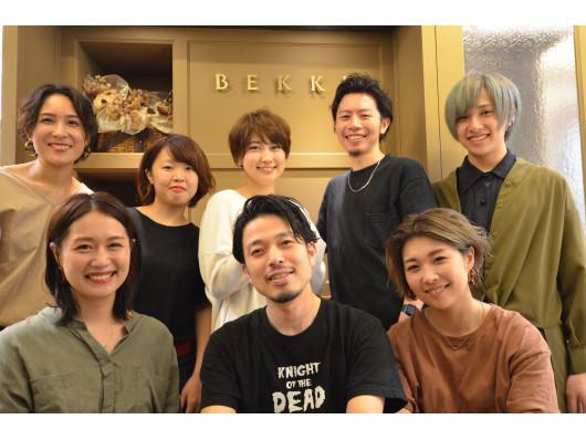 BEKKU hair salon 恵比寿店(ビューティーナビ)