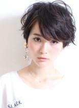 ラフモード・ショート(髪型ショートヘア)