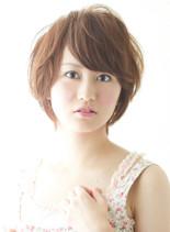 ヴァカンスショート(髪型ショートヘア)