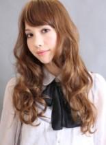 リッジー・ウェーブ(髪型ロング)