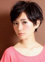 モダン・ショート(髪型ショートヘア)