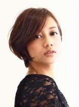 ☆2012秋冬の大人ショートボブ☆(髪型ショートヘア)