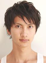 パーフェクトショート(髪型メンズ)