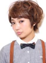 ブリティッシュ・ショート(髪型ショートヘア)