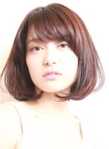 ヌーディーボブ(髪型ボブ)