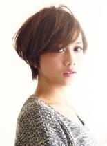 ☆大人のショートヘア☆(髪型ショートヘア)