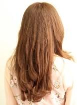ゆるふんわりロング(髪型ロング)