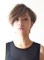 ☆大人の春夏ショート☆(髪型ショートヘア)