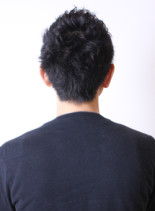 UKルーズショート(髪型メンズ)
