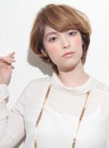 ロイヤルショート(髪型ショートヘア)