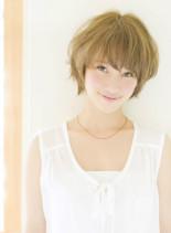 大人気 褒められショート2013秋冬(髪型ショートヘア)
